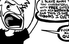 How Many Web Cartoonists…
