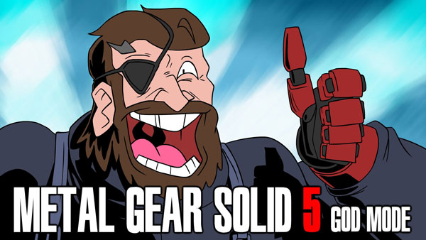 Metal Gear Solid V's God Mode