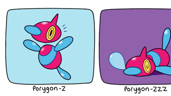 Who's that Porygon?