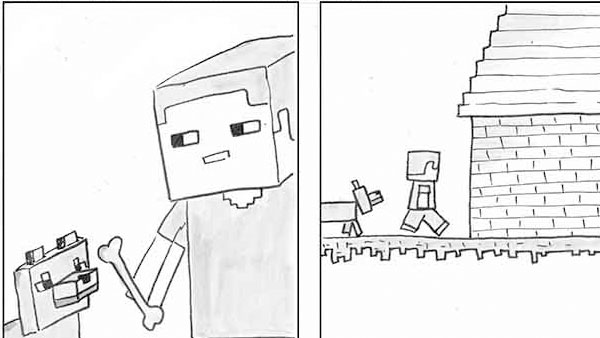 Telltale Games Presents: Minecraft