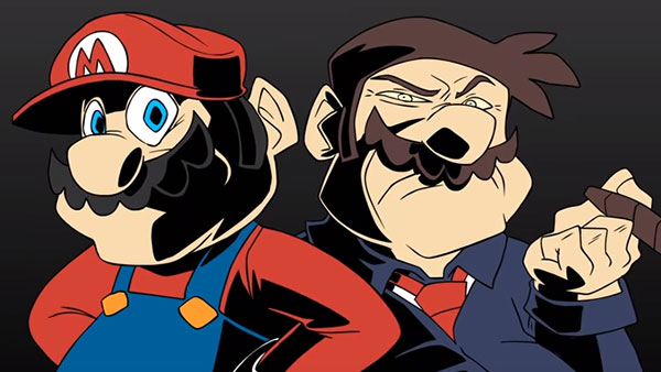Secret Histories: Super Mario Bros.