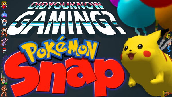 What You Didn't Know about Pokémon Snap