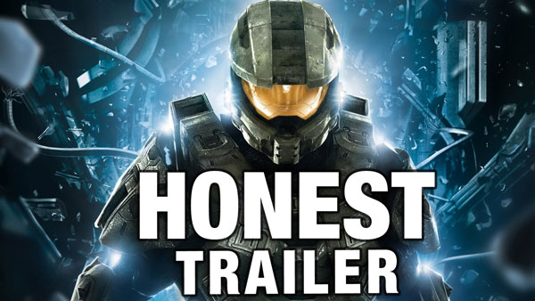 An Honest Halo Game Trailer