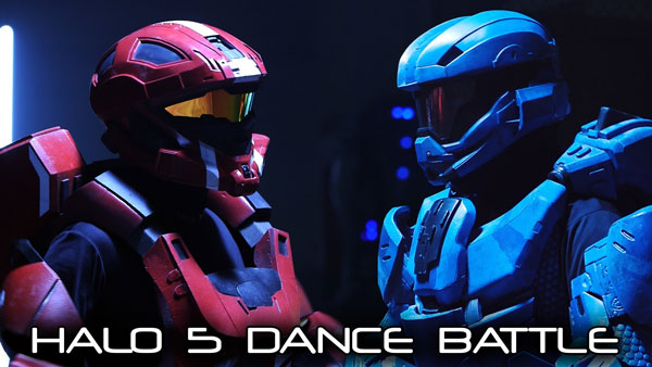 Halo 5 Dance Battle