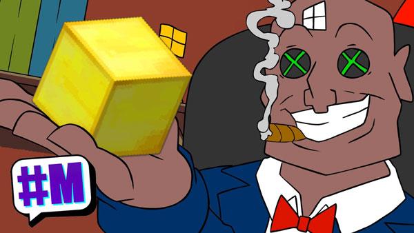 Gold Minecraft