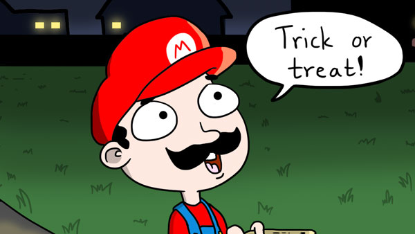 Trick or Traitor