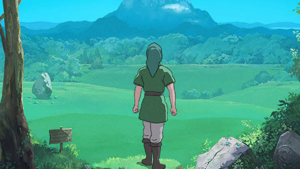 The Legend of Zelda: A Film by Hayao Miyazaki