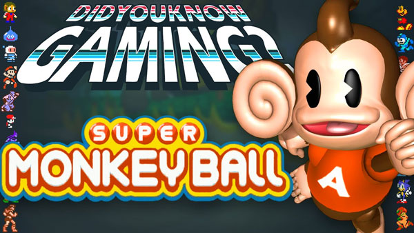 What You Didn't Know about Super Monkey Ball