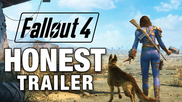 An Honest Fallout 4 Game Trailer