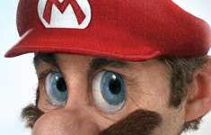Super Real Mario World