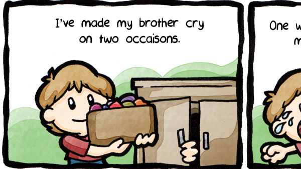 Heartfelt Gaming Moment