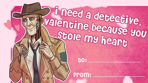 Fallout 4 Companion Valentines