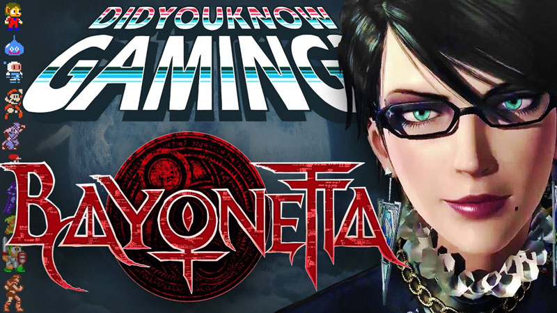 What You Didn't Know about Bayonetta