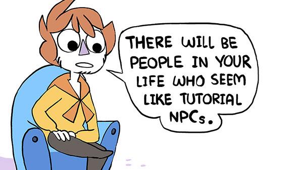 Life's NPCs