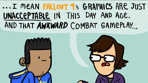 Fallout 4's Bad Rap