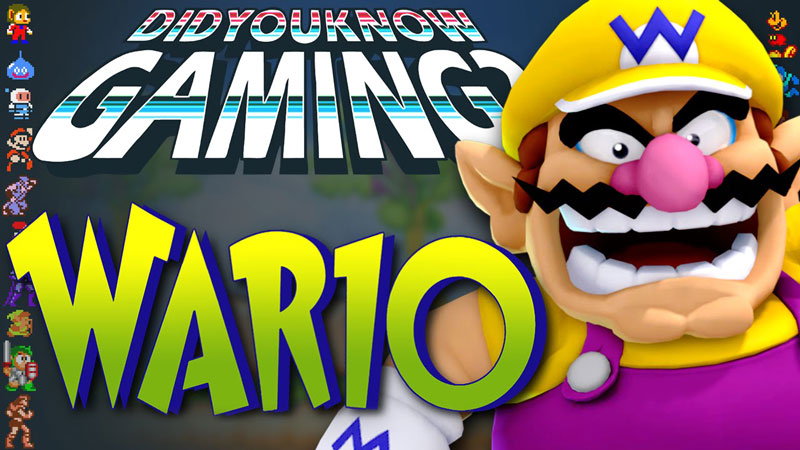 What You Didn't Know about Wario