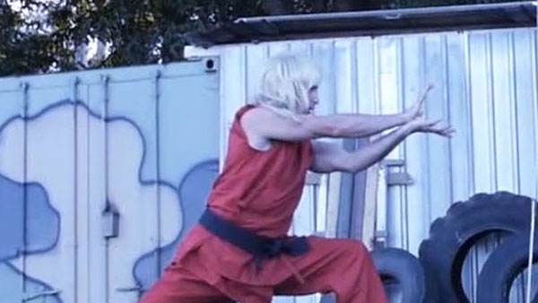 Real Life Street Fighter