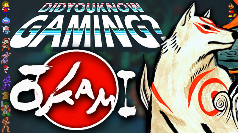 What You Didn't Know about Okami