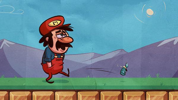 Super Mario Retrospective