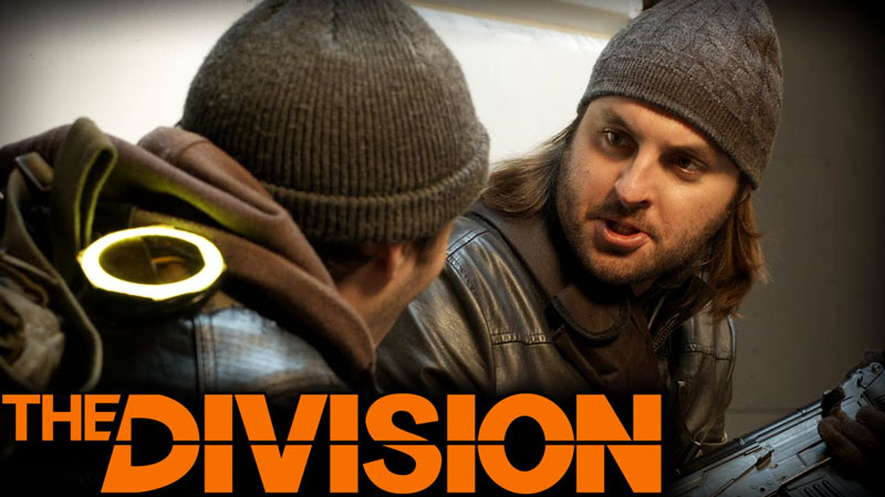 Tom Clancy's The Division in Real Life