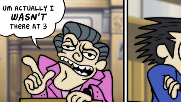 Phoenix So Wright, It Just Couldn't Be Wrong
