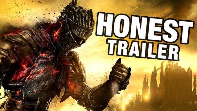 An Honest Dark Souls III Game Trailer
