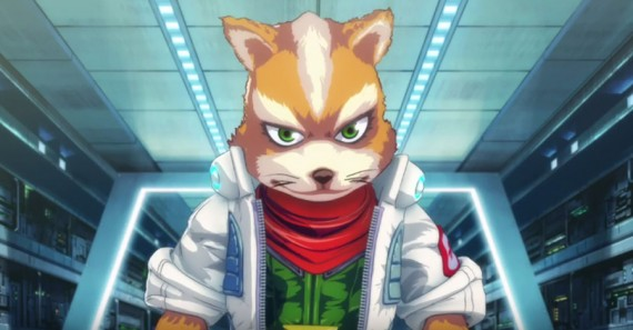'Star Fox Zero – The Battle Begins' Anime Short