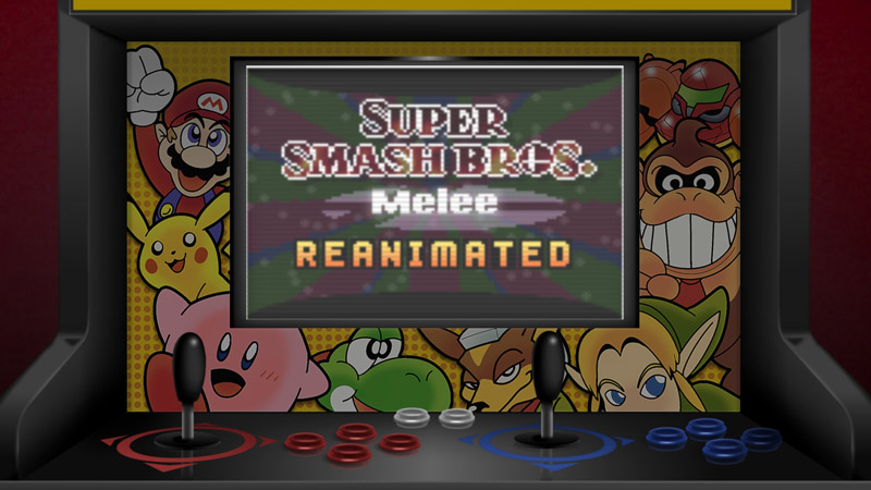 Smash Bros. Melee: Reanimated