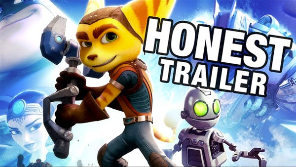 An Honest Ratchet & Clank Game Trailer