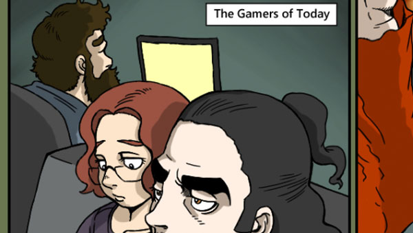 The Gamers of Today vs. Tomorrow