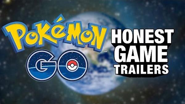 An Honest Pokémon GO Game Trailer
