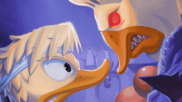 DuckTales vs. Street Fighter
