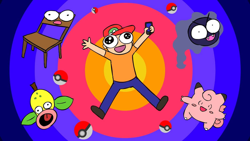 Pokémon GO-GO