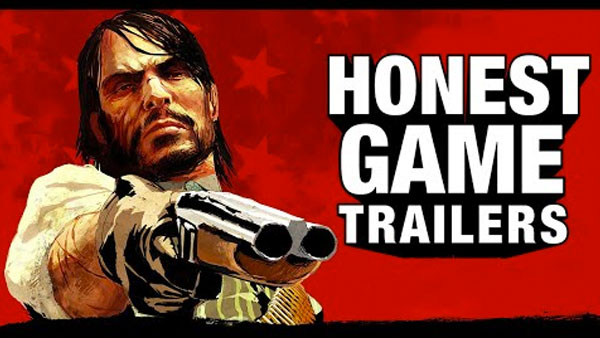 An Honest Red Dead Redemption Game Trailer