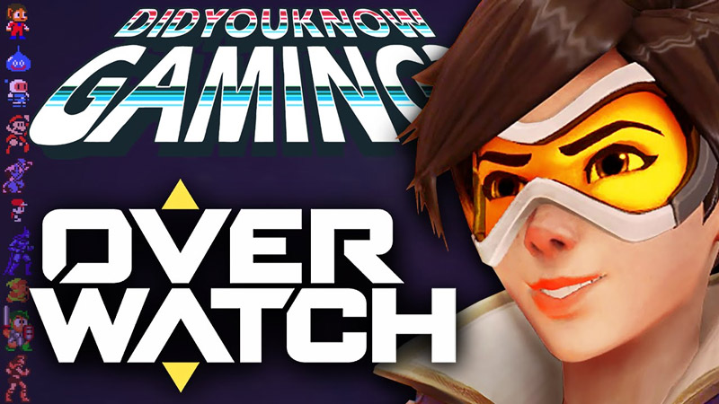 What You Didn't Know about Overwatch