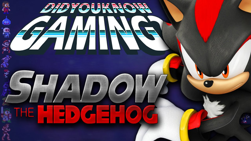 What You Didn't Know about Shadow The Hedgehog