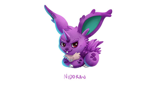 From Nidoran♂ to Nidoking