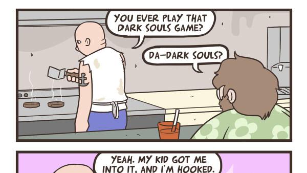 Undead Burger