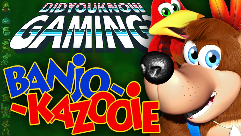 What You Didn't Know about Banjo-Kazooie