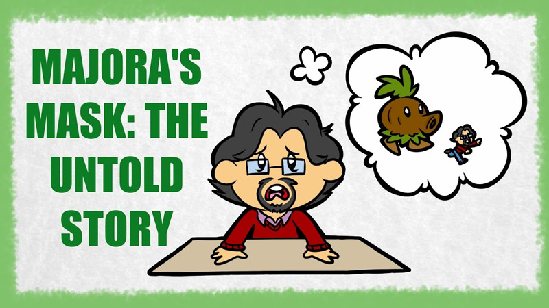 Zelda: Majora's Mask – The Story of Eiji Aonuma
