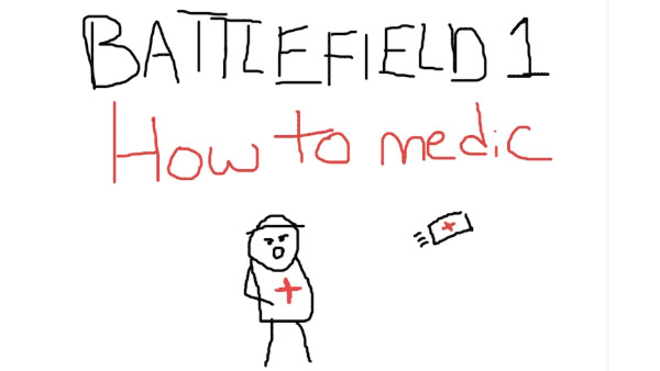 How to Medic in Battlefield 1