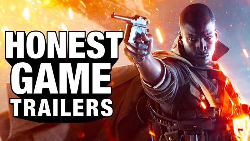 An Honest Battlefield 1 Game Trailer
