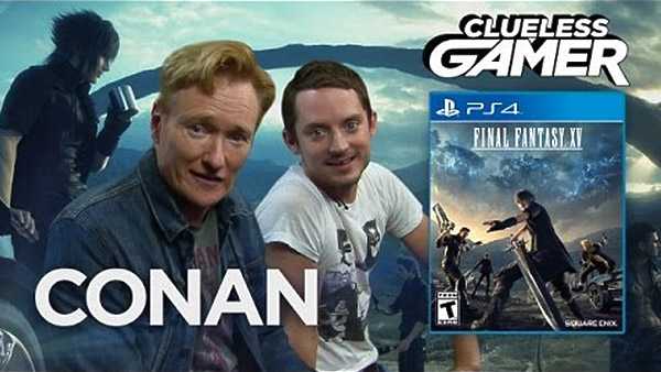 Conan O'Brien Reviews Final Fantasy XV