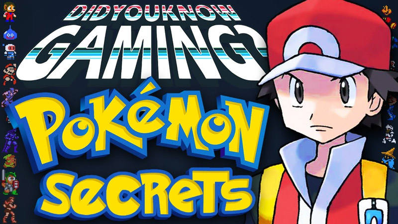 Pokémon Secrets & Censorships that You Didn't Know