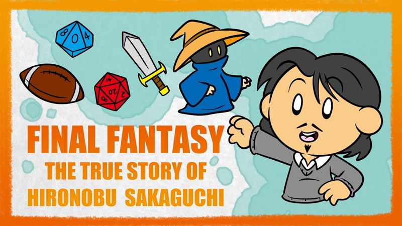 The Story of Final Fantasy