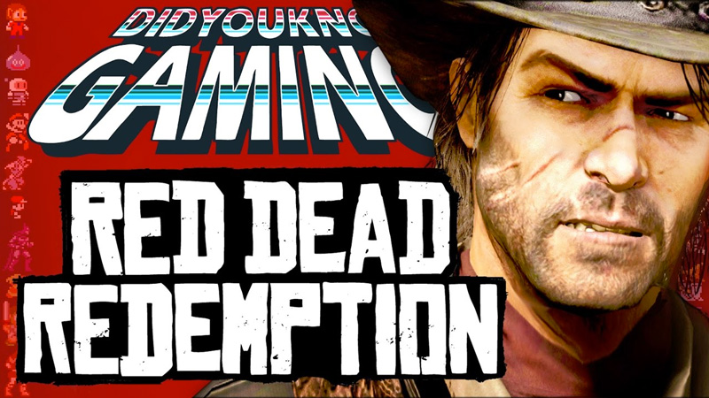 What You Didn't Know about Red Dead Redemption
