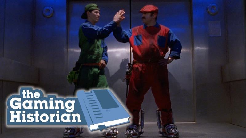 The Making of The Super Mario Bros. Movie