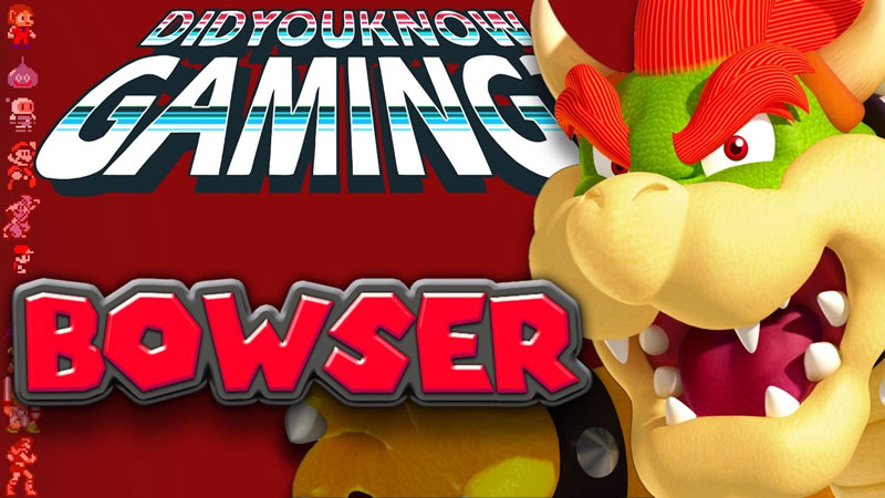 What You Didn't Know about Bowser