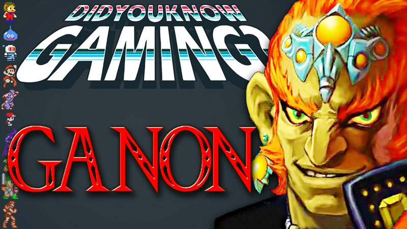 What You Didn't Know about Ganon