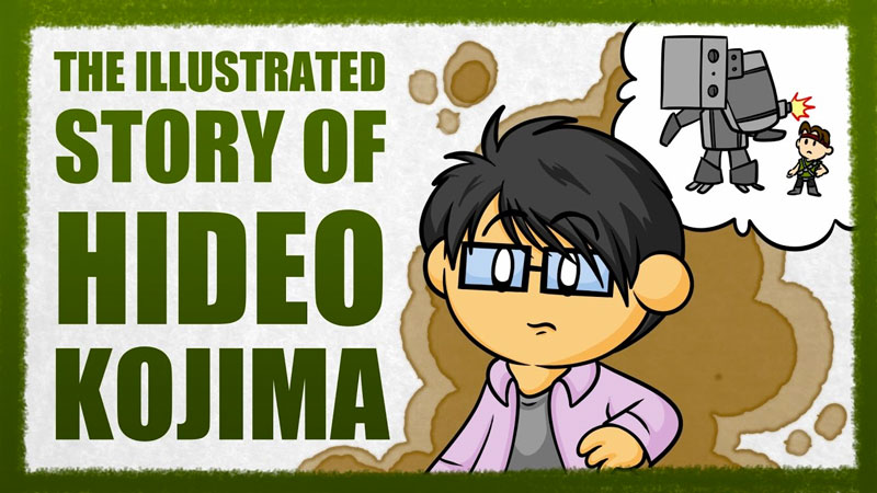The Story of Hideo Kojima – Part I